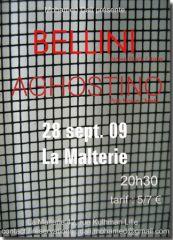 Bellini + Aghostino