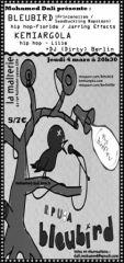 Bleubird + Kemiargola