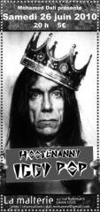Hootenanny Iggy Pop
