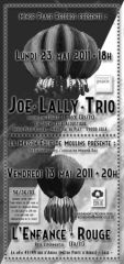 L'Enfance Rouge (MFM) / Joe Lally (ShowCase)
